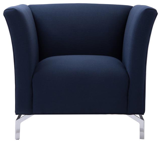 Esten Chair, Dark Blue.