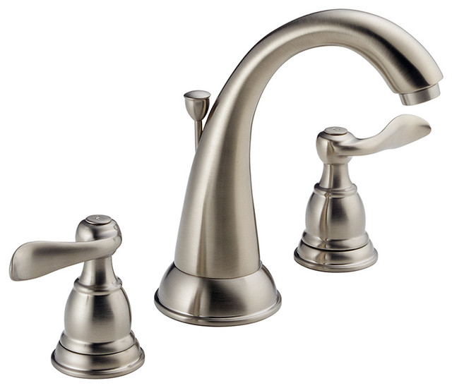 Windemere St: Delta B3596Lf Windemere Widespread Bathroom Faucet With