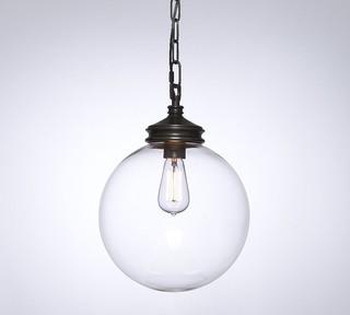 Calhoun Glass Pendant contemporary pendant lighting