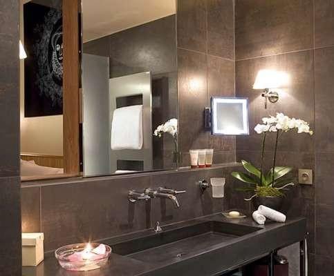 Modern Bathroom Countertops More Info
