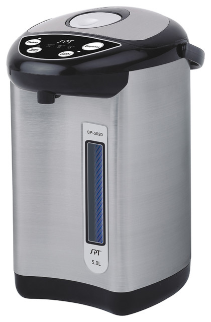 Hot Water Dispenser With Multi Temp Feature 5 0l Contemporary Hot Water