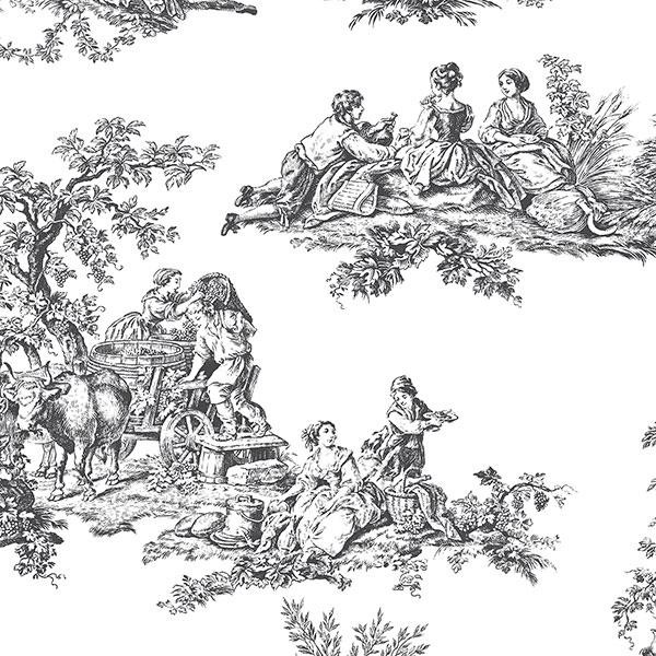 Norwall Grand Chateau Ch22508 Wallpaper