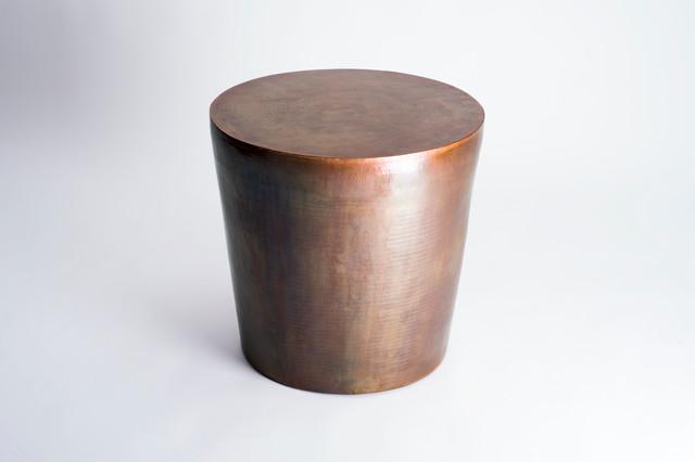 Beistelltisch kupfer modern beistelltische sonstige for Beistelltisch kupfer