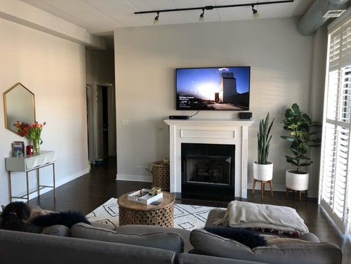 Need Help With What To Do With Empty Space In Living Room