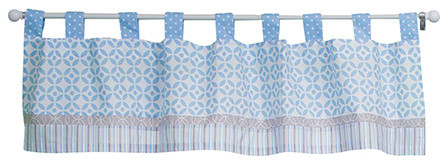 Window Valance, Logan.