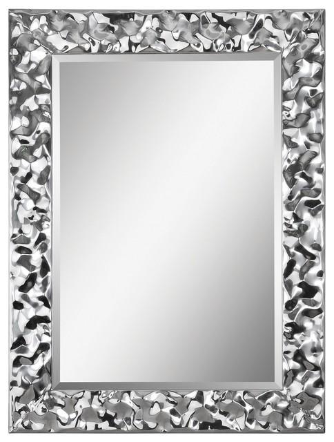 Kelly Stevenson Chrome Mirror, Mt1126.
