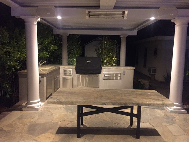 Outdoor Entertaining traditional-patio