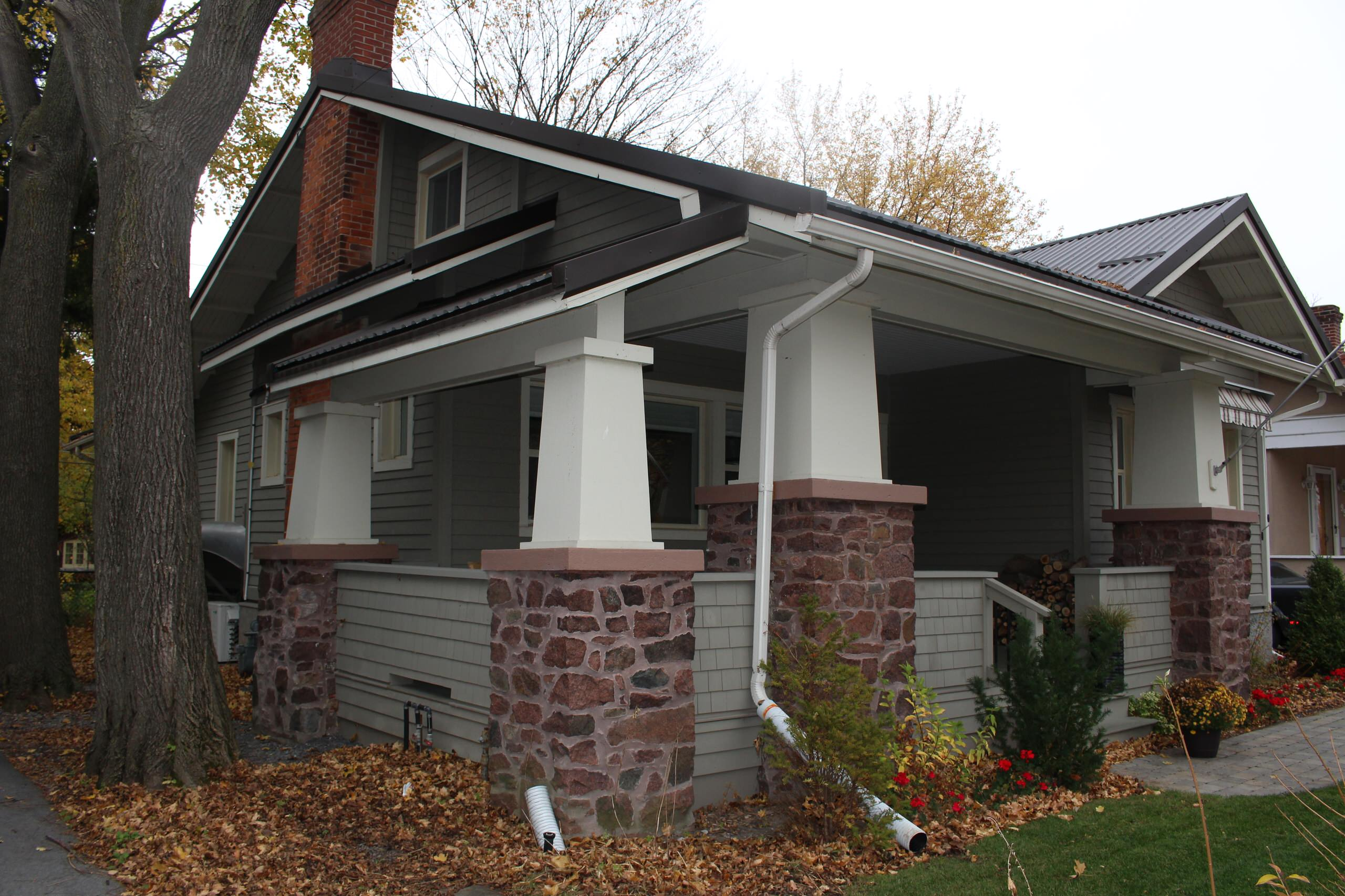 residential exteriors- arts and crafts renovation
