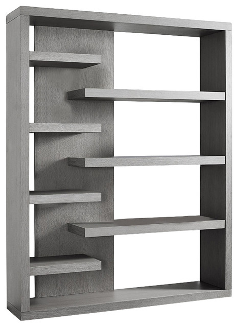 Enzo Bookshelf, Gray.