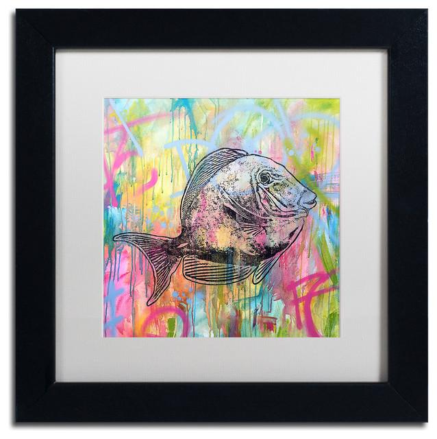 Dean Russo 'Blue Tang' Art