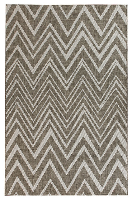 Floorlux Taupe And Champagne Rug