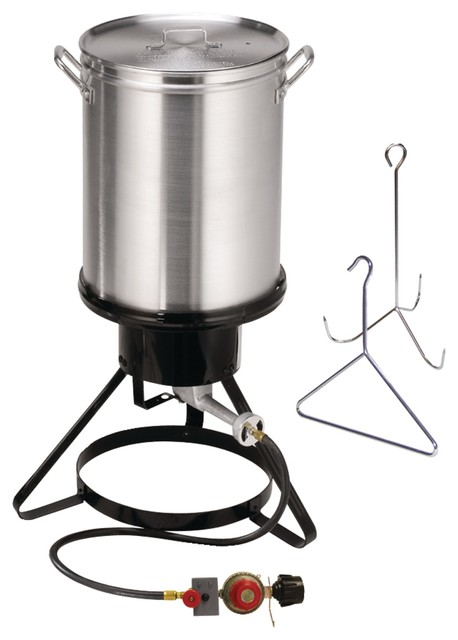 Propane Turkey Fryer Contemporary Outdoor Cookers Fryers By Ere
