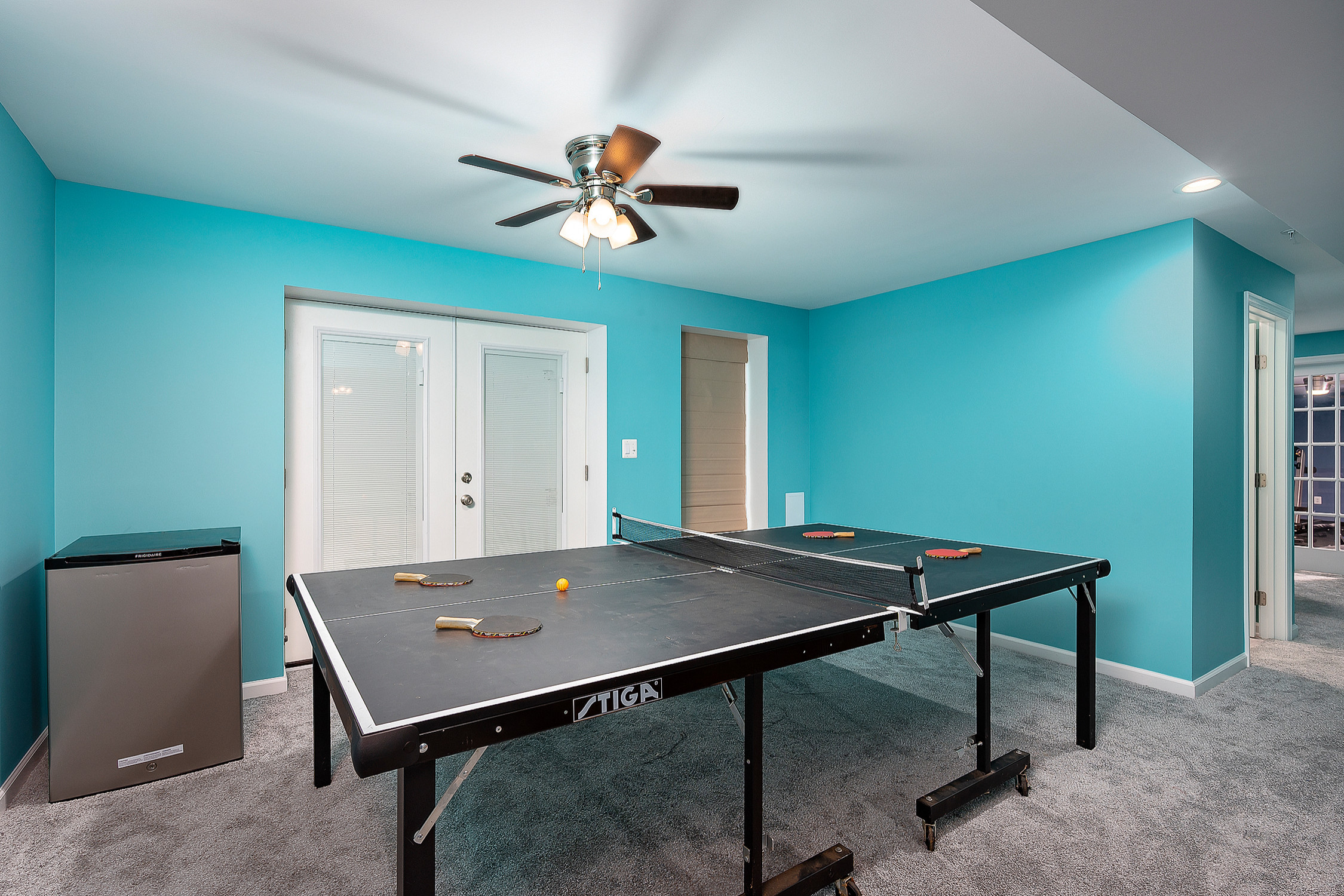 Bowie Finished Basement