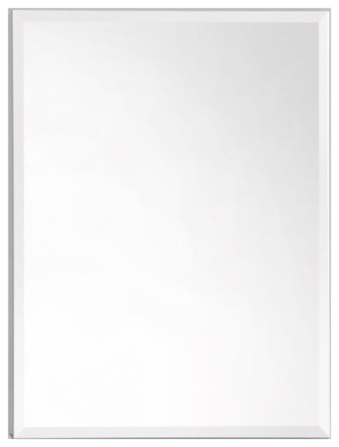 "Robern, Medicine Cabinet With Bevel, 16""x4.75""x2""."