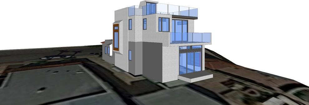 3 Story Spanish-Modern Treehouse