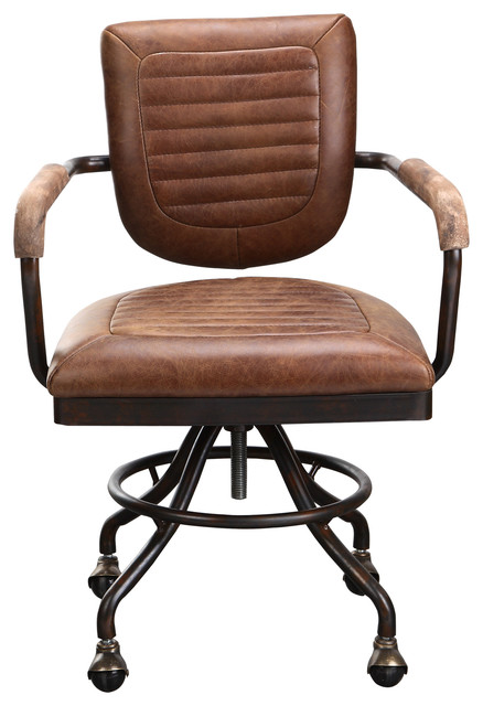 Beau Foster Desk Chair Soft, Brown