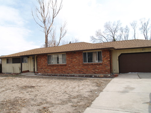 Need Color For Exterior Of Ranch With Brown Roof And Gutter