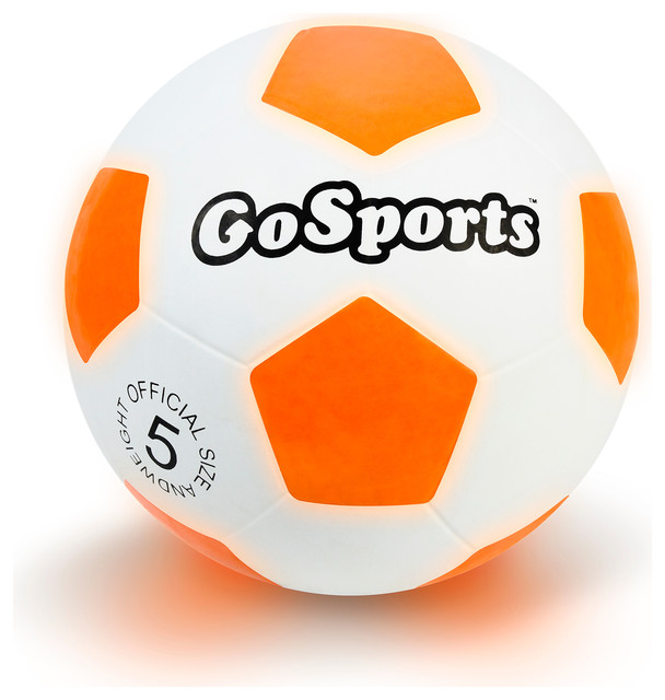 GoSports LED Light Up Soccer Ball