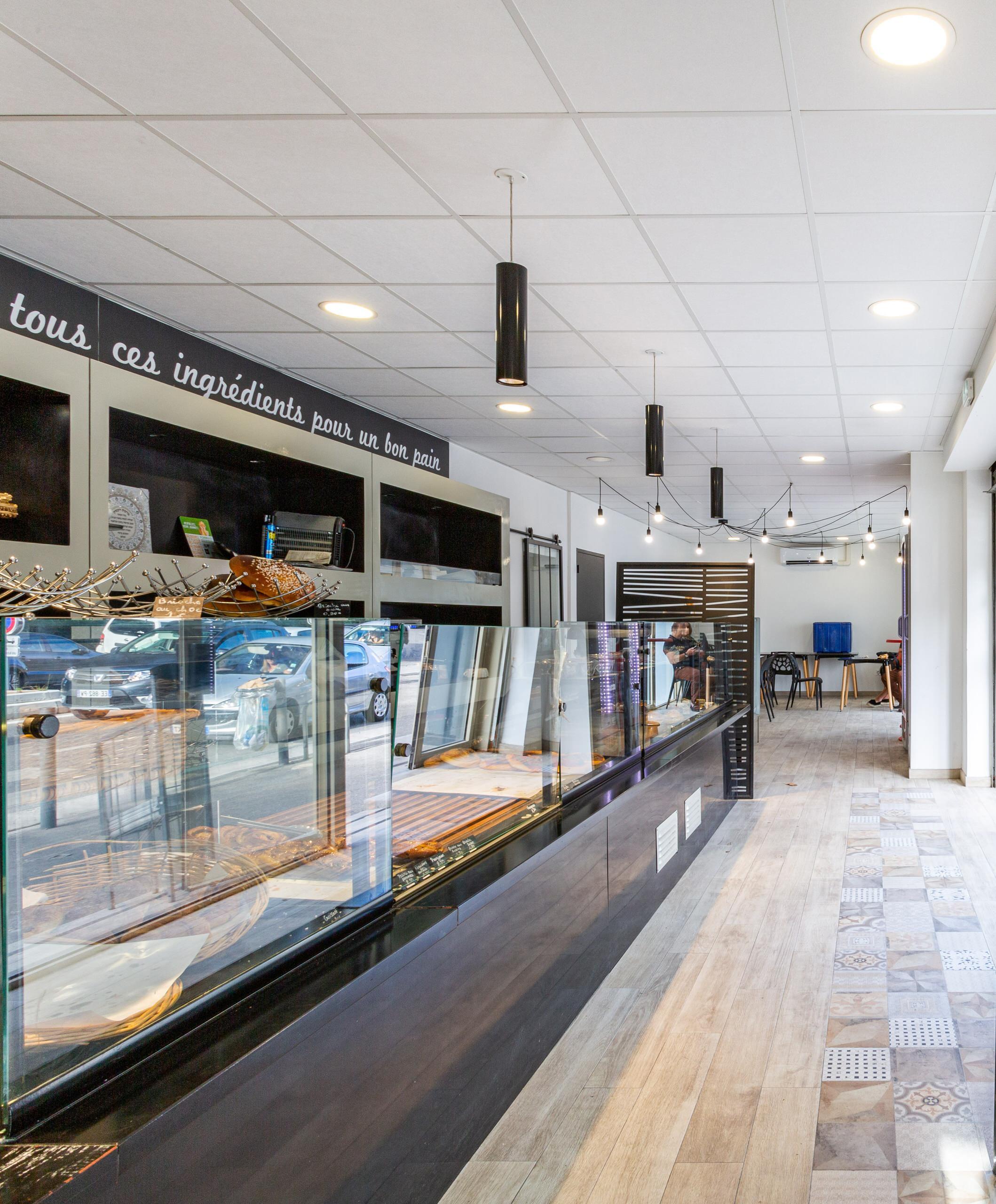 MARON'S - Rénovation et embellissement d'une boulangerie