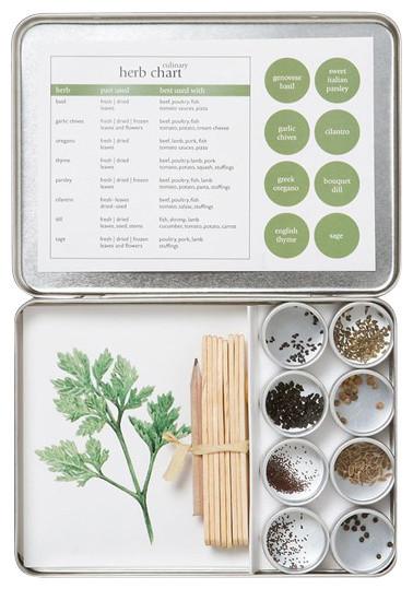 Organic Culinary Herb Garden Maker