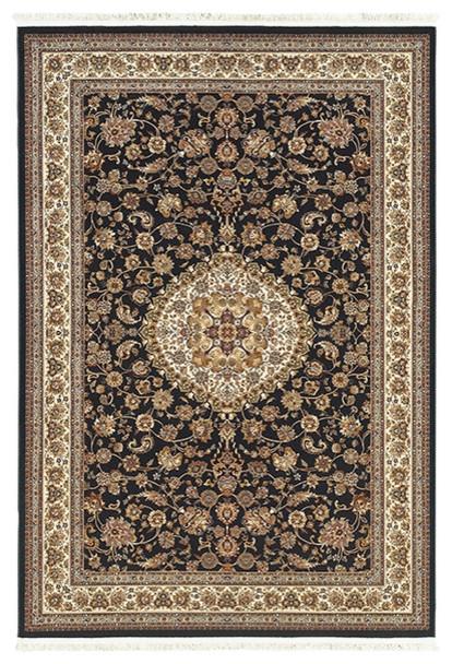 Oriental Weavers Sphinx Division Masterpiece 33b 5 3 X7 6 Black