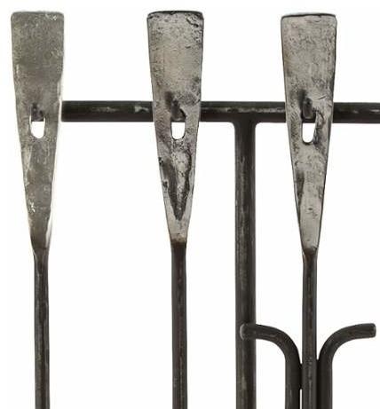 Arteriors Henry Fireplace Tool Set.