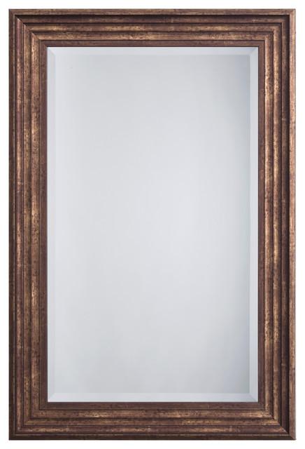 Espresso Mirror Frame.