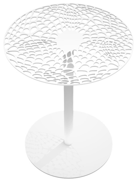 Contemporary Outdoor Side Tables