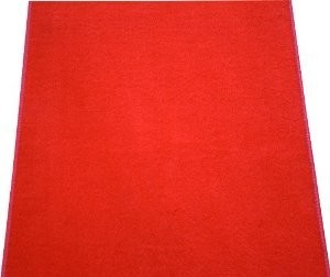 Dean Red Carpet Runner Indoor Outdoor Wedding Aisle Event Party