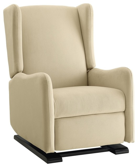 Baby Relax Kingsley Gliding Recliner, Beige by Dorel Living