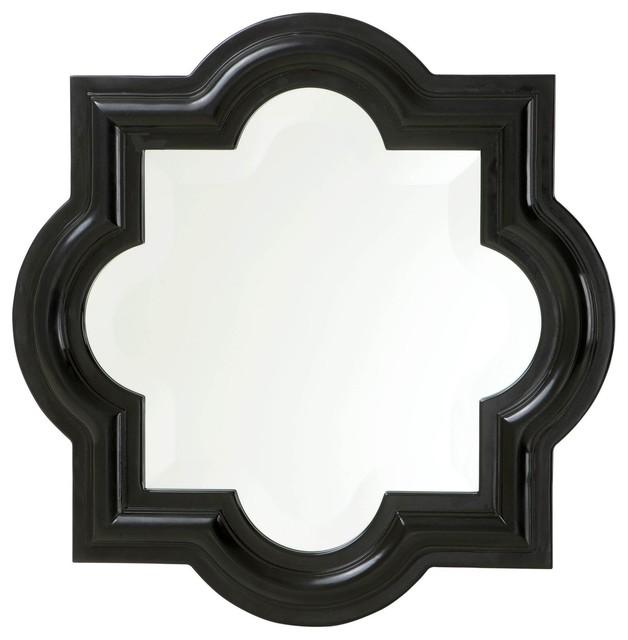 Eichholtz Dominion Mirror, Black, Black.