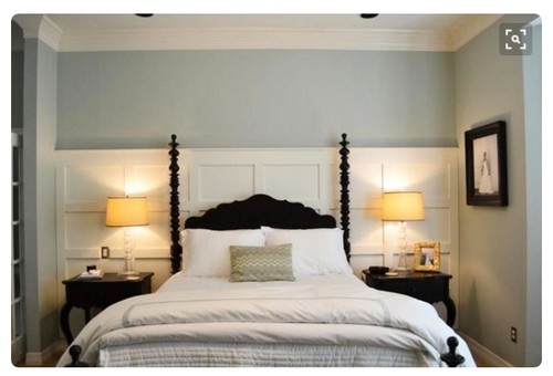 wainscot for master bedroom what how to do it