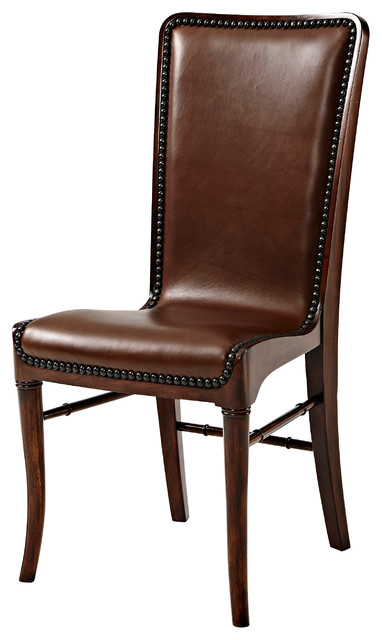 A Side Chair Armchairs And Accent Chairs by Theodore