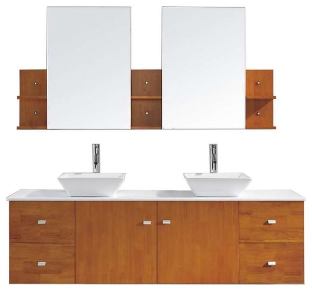 Shop Houzz – Bathroom Vanity and Cabinet Sets