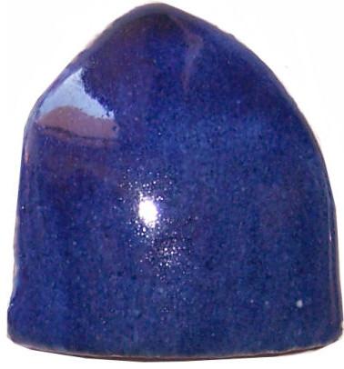 10 Pcs Cobalt Blue Clay Talavera Quarter Round Beak