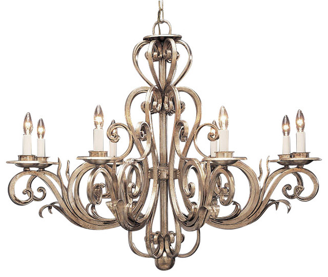 Inviting Home Inc Wrought Iron Chandelier View In