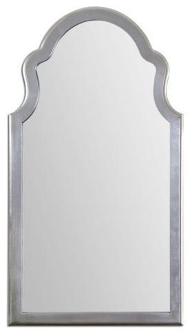 """Arch Wall Mirror uttermost 14479 brayden 27""""w x 48""""h rectangular wall mirror"""