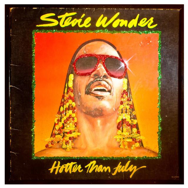 "Houzz Spring Landscaping Trends Study: - Glittered Stevie Wonder ""Hotter Than July"" Album"