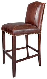 Alder And Tweed Cloister Bar Stool Tnat321b Ot