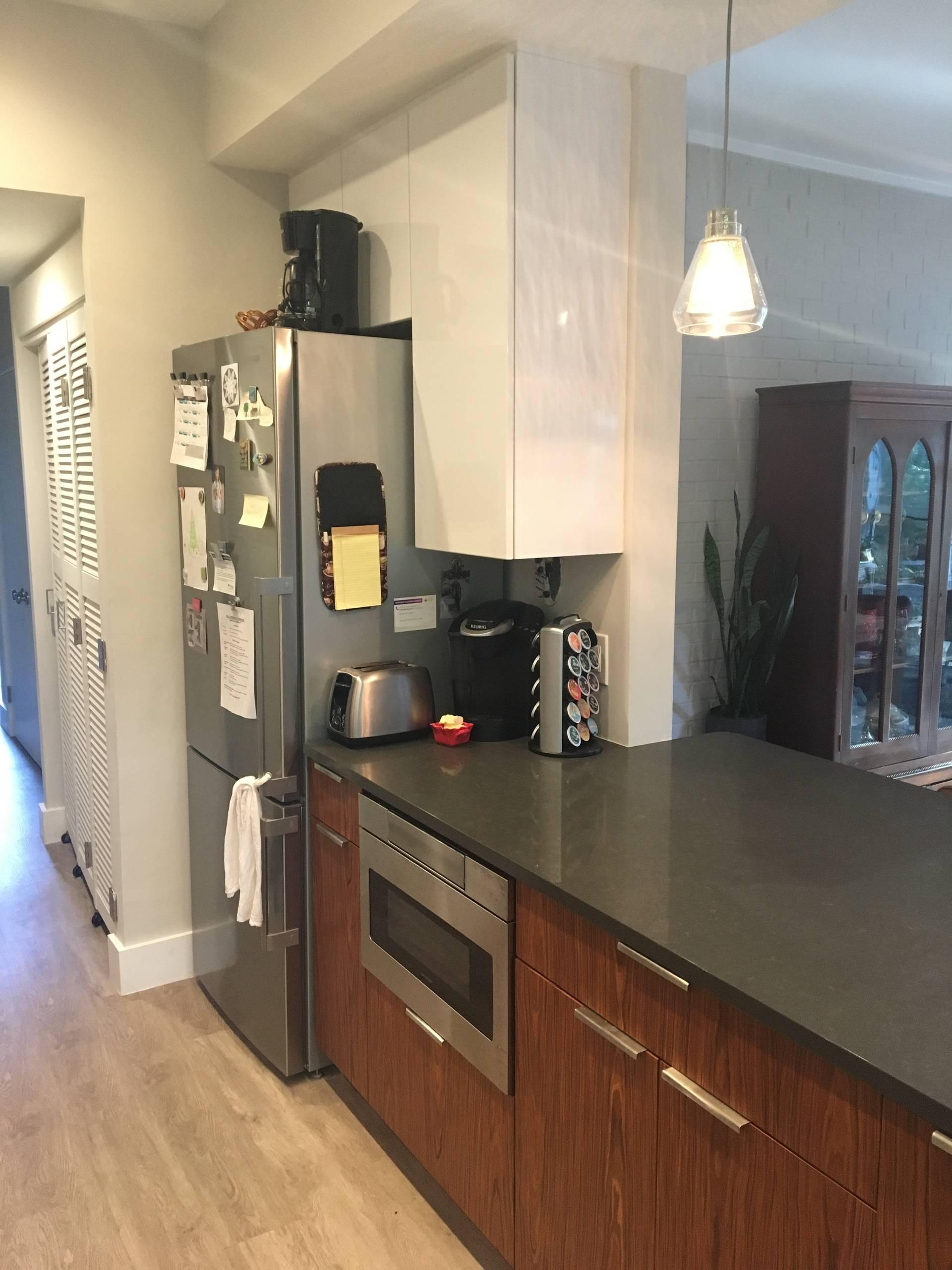 Small Reston Kitchen Remodel