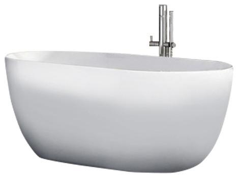 "30""x60"" Oceania Freestanding London Bathtub, Soaker."