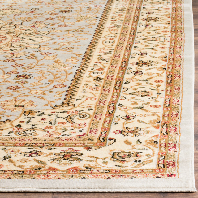 Safavieh Smithson Woven Rug, Gray And Beige, 2&x27;3x6&x27;.