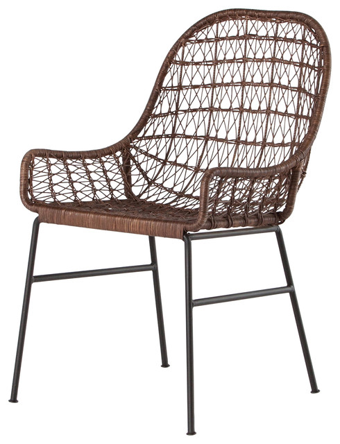 Thorald Dining Chair Low Arm.