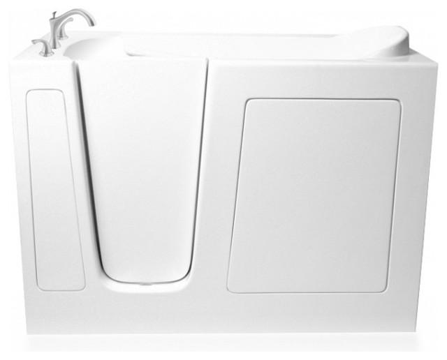 Ariel Ezwt-2651 Walk-In Bathtub  Dual L 51x26x38.