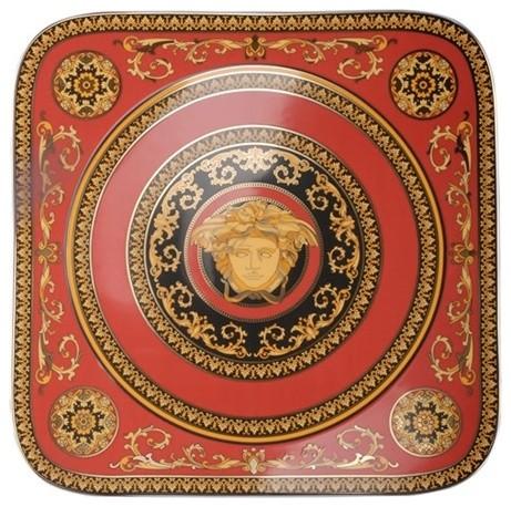 Versace Medusa Red Square 13\