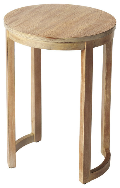 Butler Chapman Driftwood Side Table.