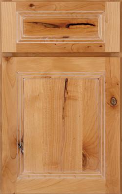 Knotty Alder Door Styles