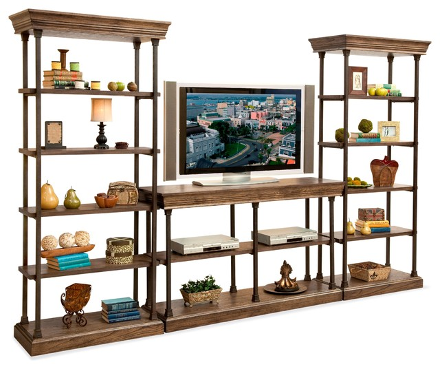 Philip Reinisch Co. Folio Sonoma Entertainment Wall.