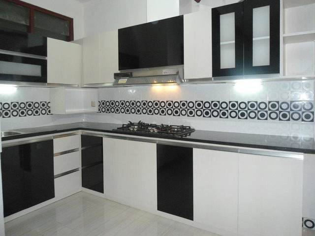Kitchen set minimalis modern other by jual kitchen for Harga kitchen set aluminium minimalis