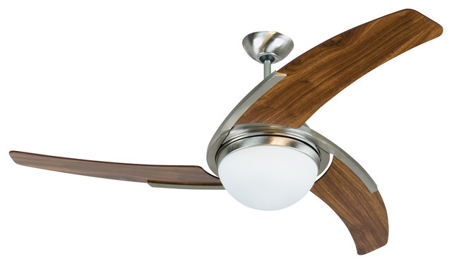 """Craftmade Ju54ssw3 54"""" Ceiling Fan With Blades."""
